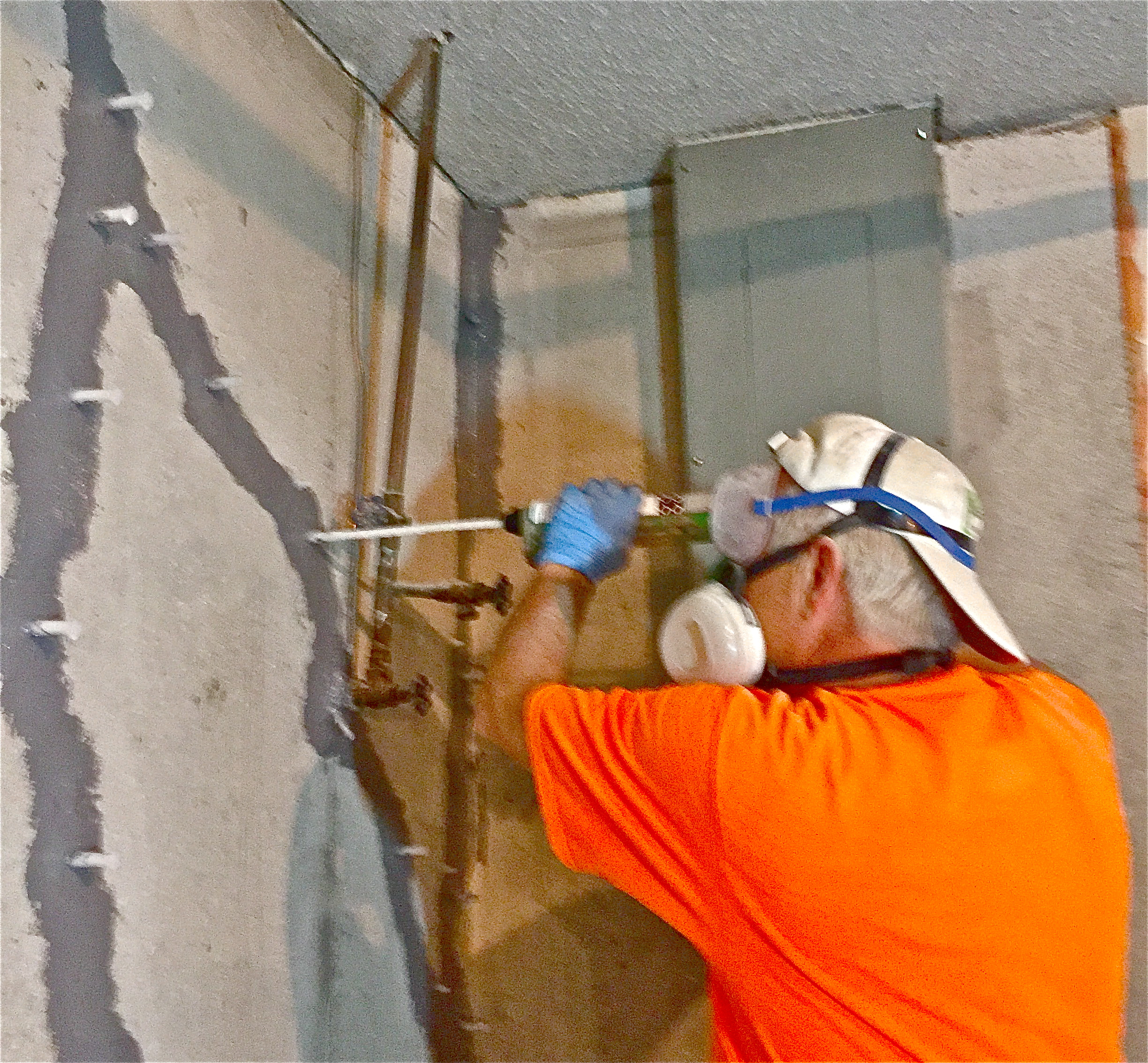 Kansas City's Foundation Basement Wall Repair